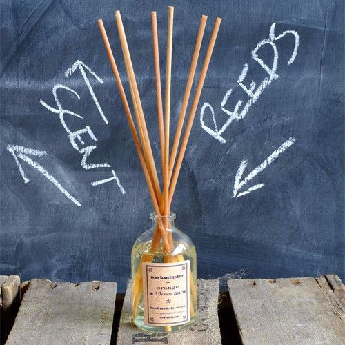REED DIFFUSERS & REFILLS