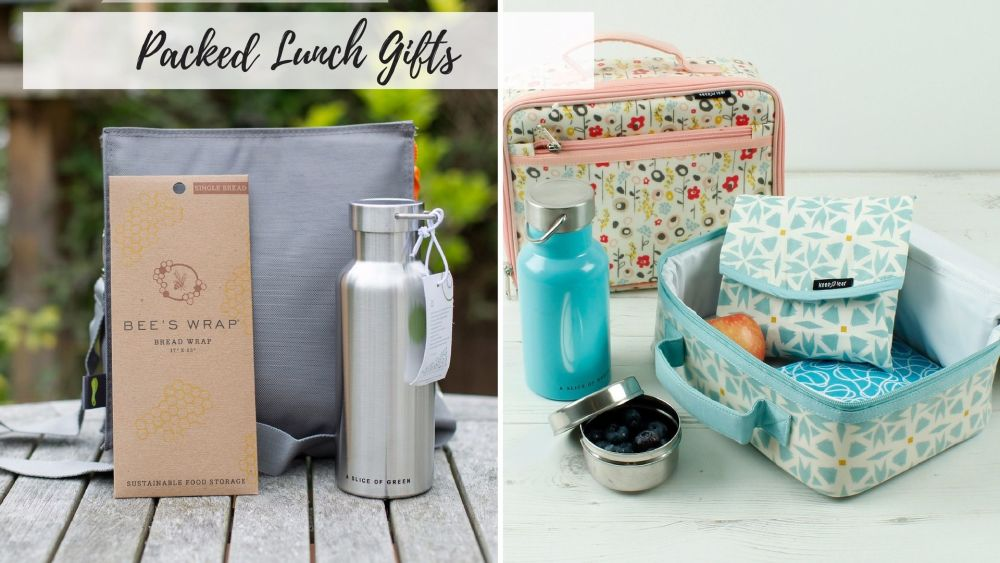 Eco Friendly Drinks Bottles & Lunch Boxes