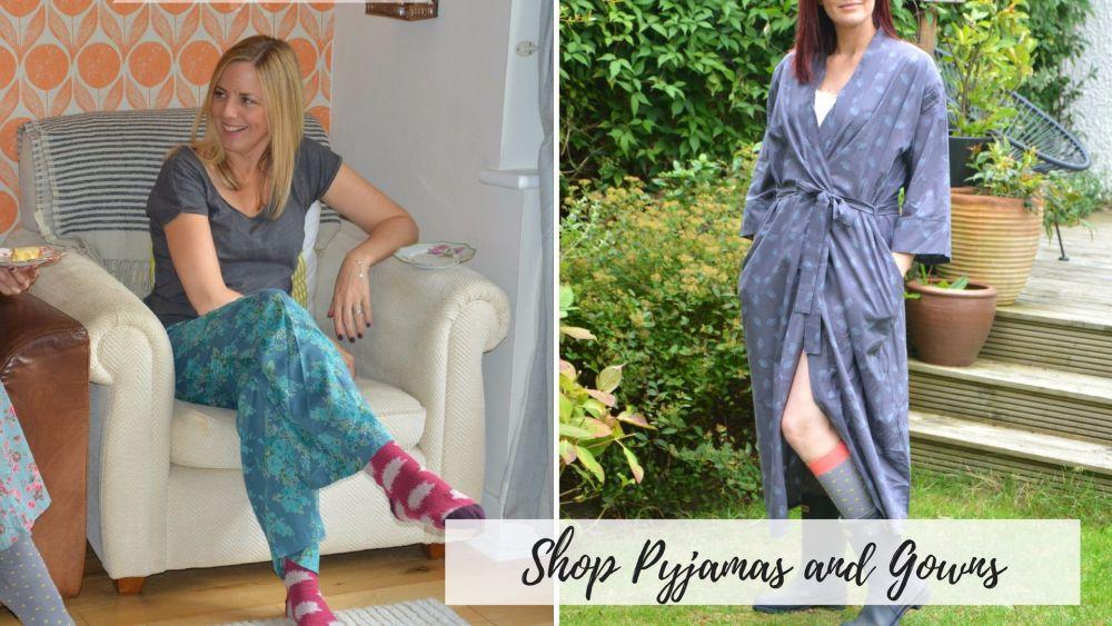 Ethical Pyjamas & Kimono Gowns