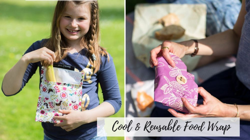 Eco Snack and Sandwich Bags