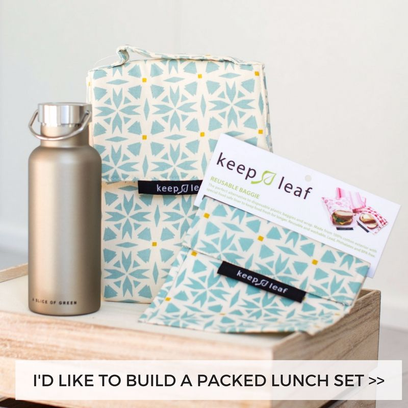Eco Packed Lunch Set