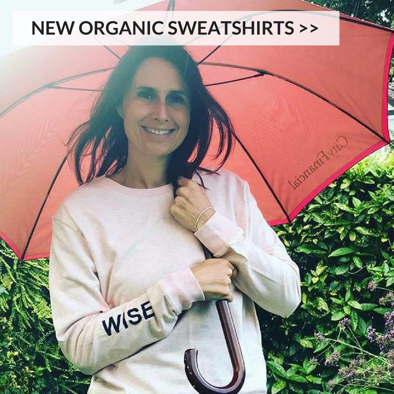 Organic Sweatshirt Charity