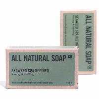 Handmade Natural Soap Seaweed Spa