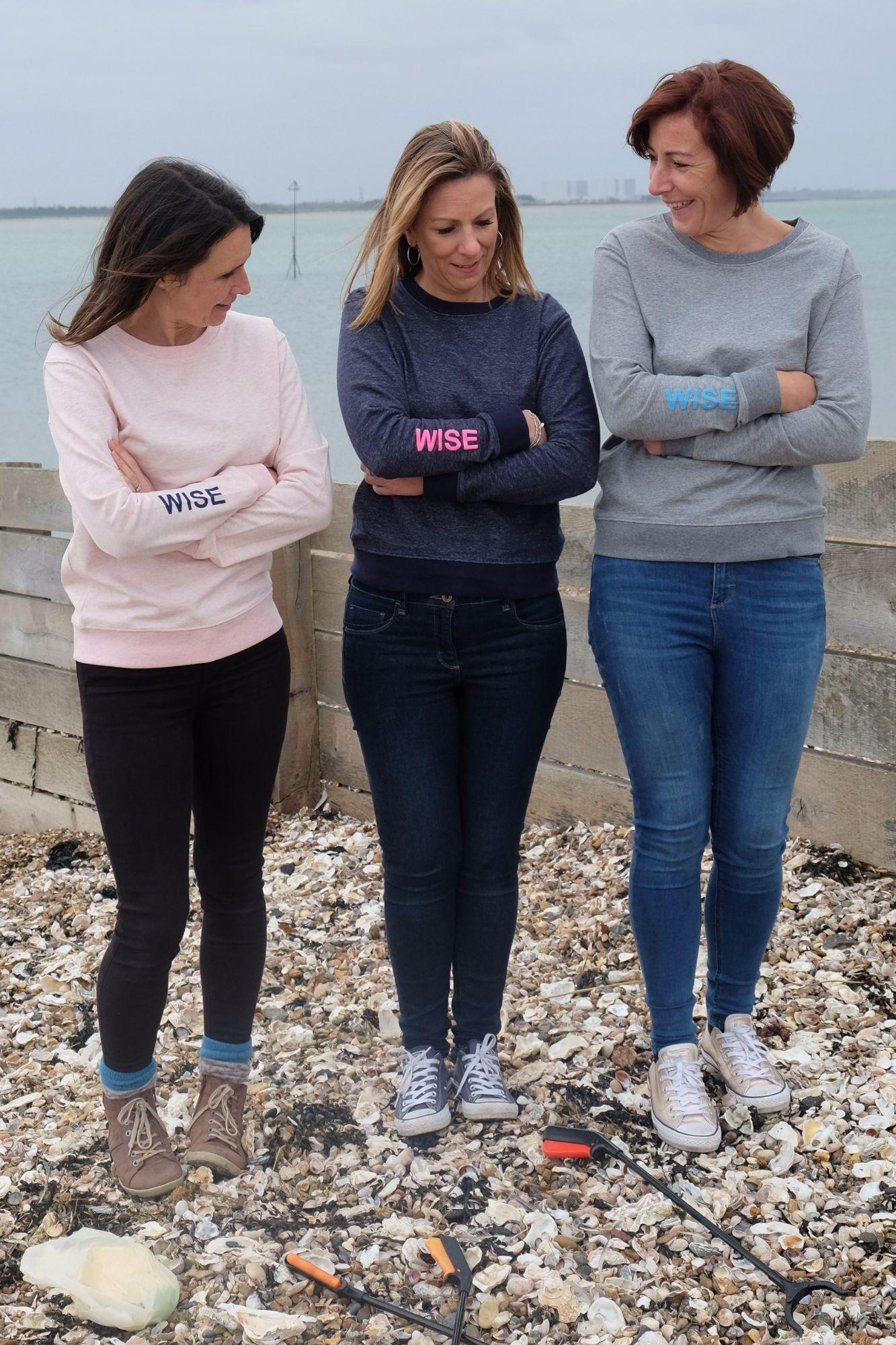 Slogan Charity Sweatshirts UK - Eco Gifts UK