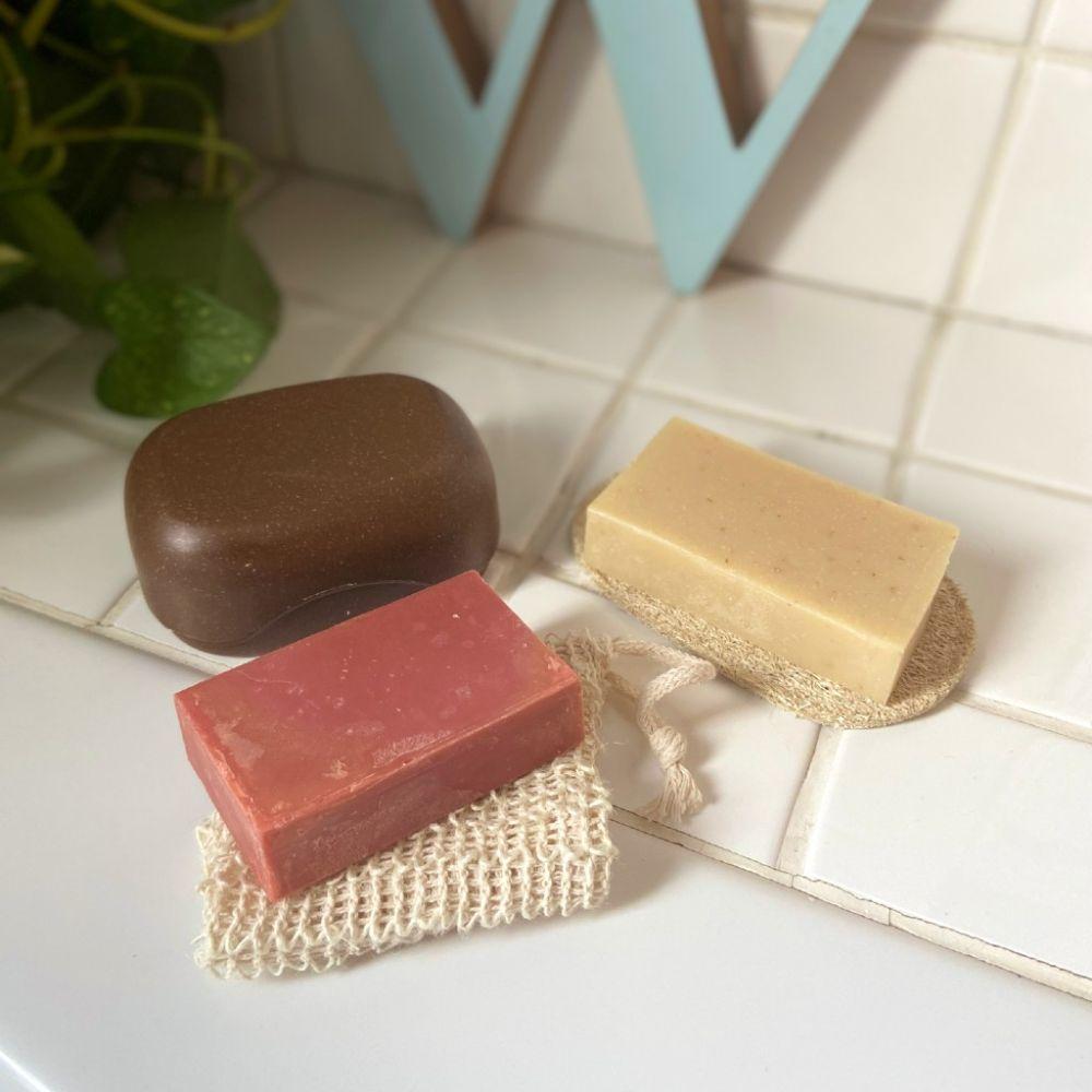 <!-- 002 --> NATURAL SOAP