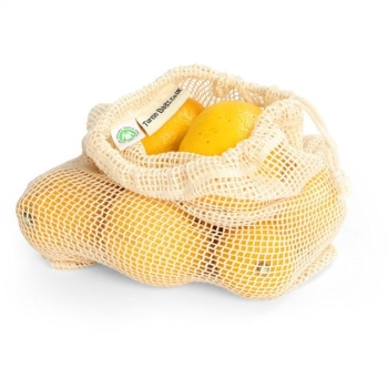 Organic Cotton String Bag Small