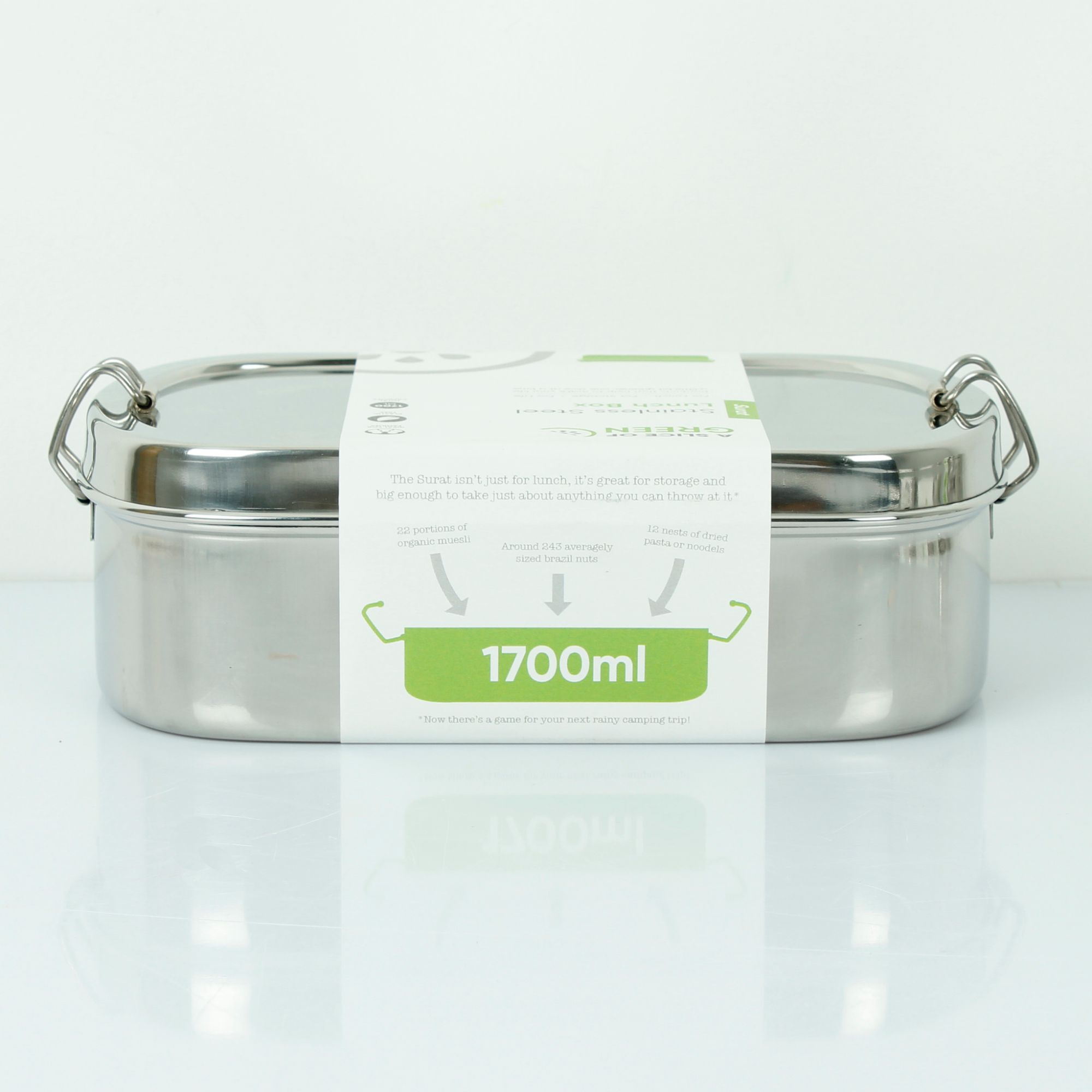 Stainless Steel Tins
