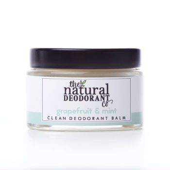 Clean Deodorant Balm 15ml or 60ml - Grapefruit & Mint