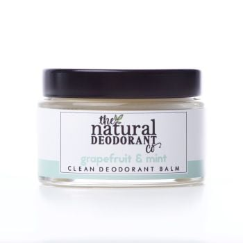 Clean Deodorant Balm 20g or 55g - Grapefruit & Mint