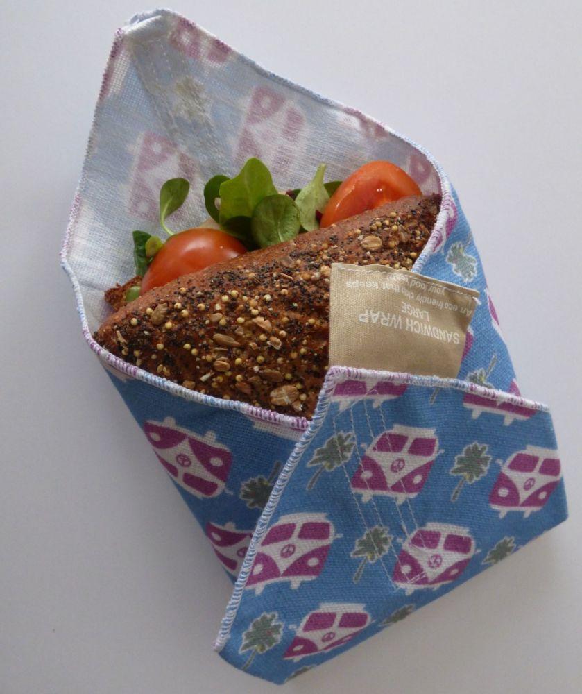 Hemp Sandwich Wrap - Camper Van
