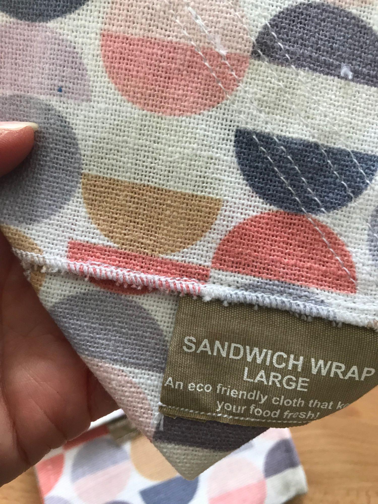 Eco Sandwich Wrap