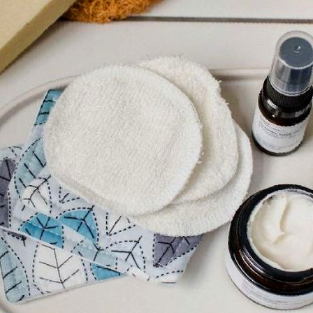 Reusable Round Makeup Pads | Eco Friendly