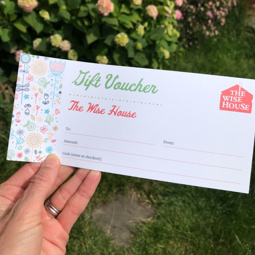 Gift Voucher - £5, £10, £15, £20 or £30 FREE DELIVERY