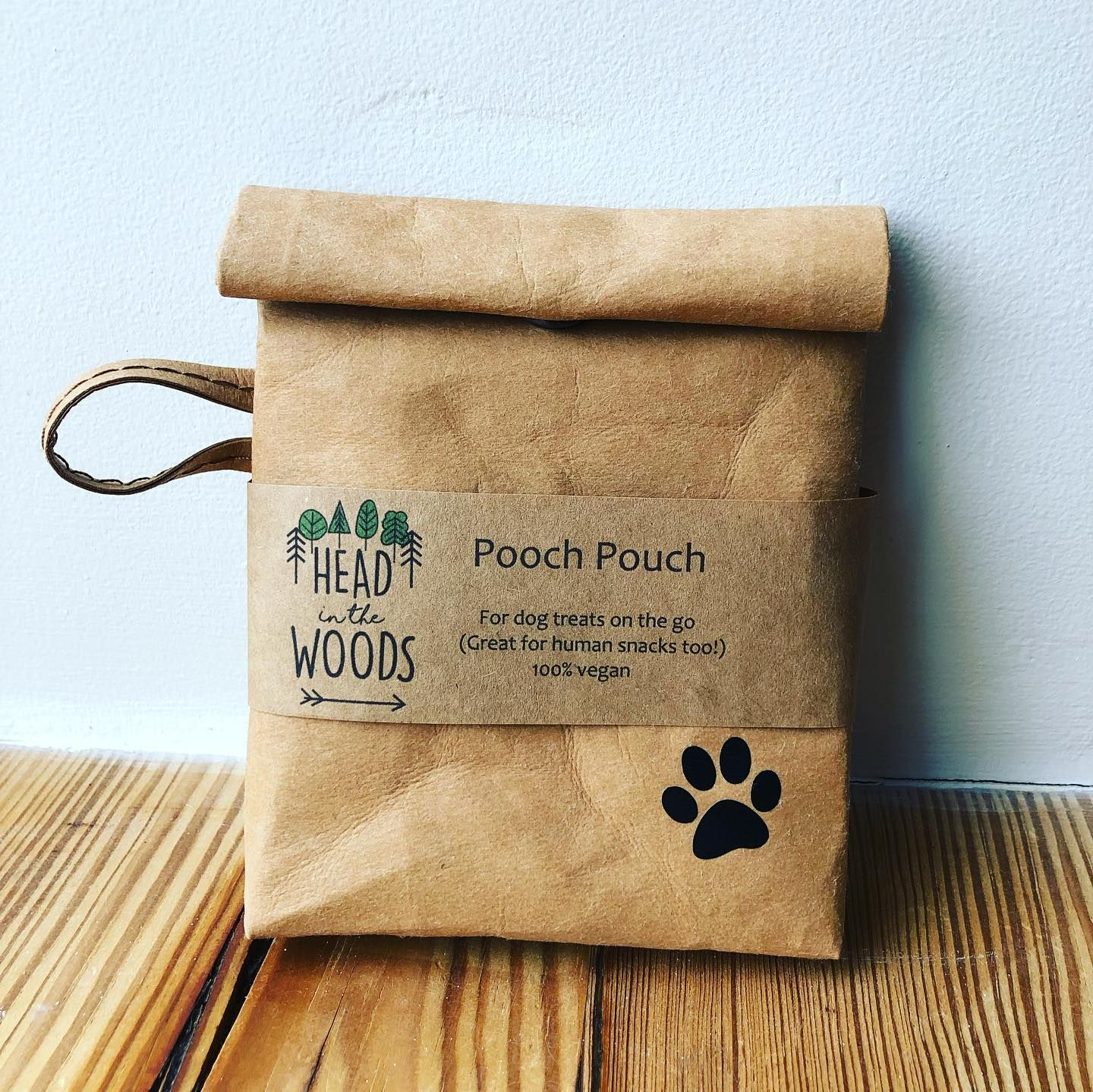 Vegan Dog Snack Bag
