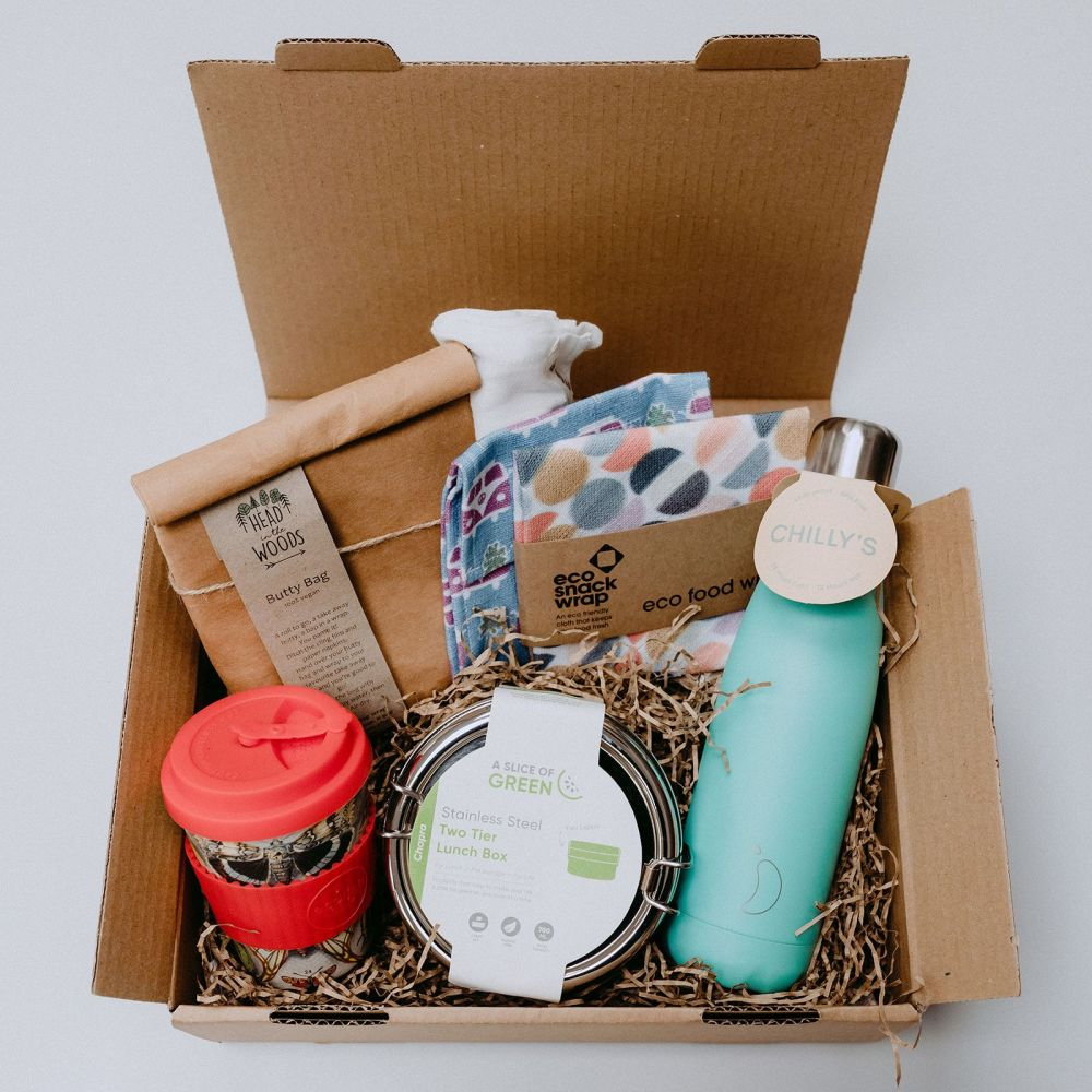 Eco-Geek Lunch & Commute Kit - PERSONALISE