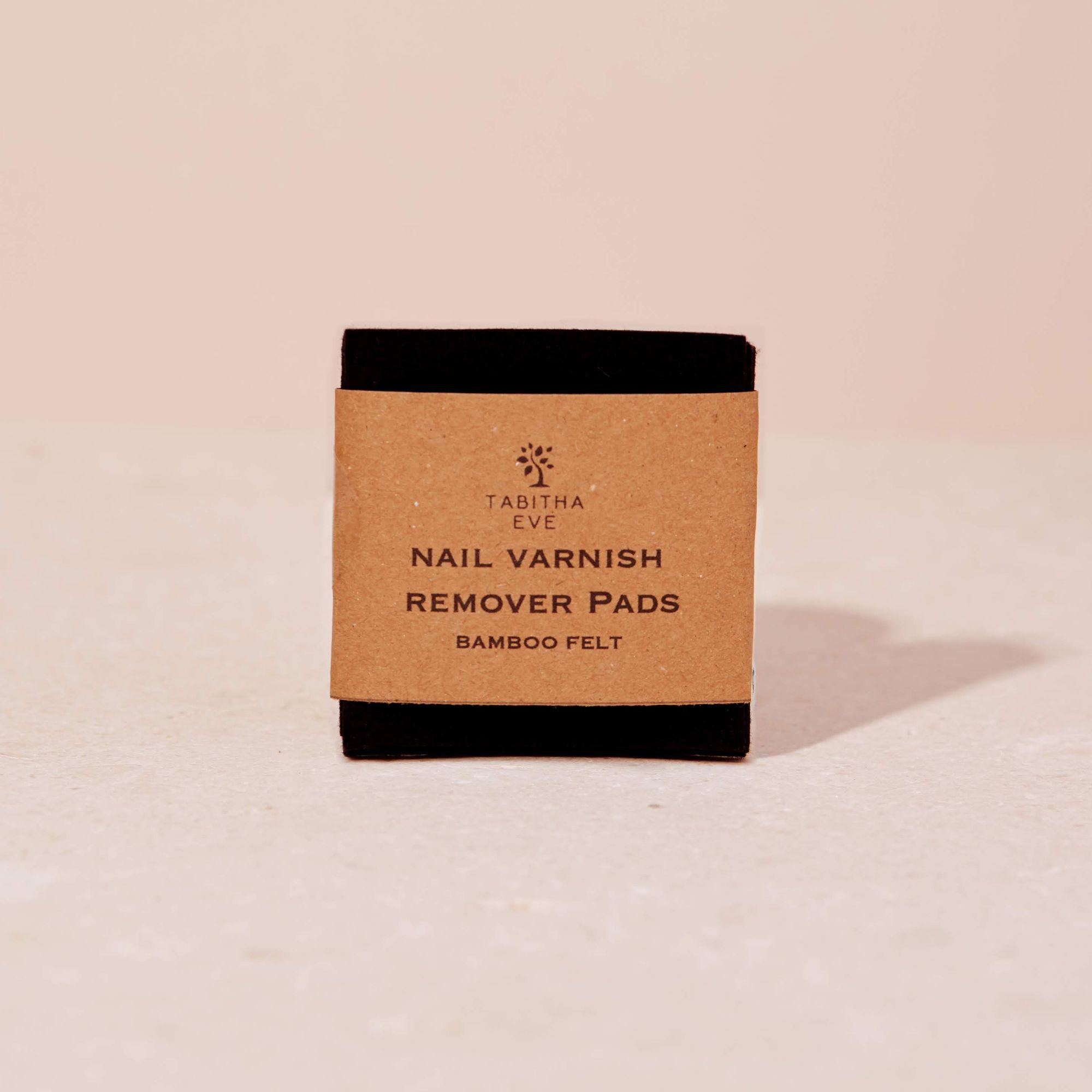Eco Nail Varnish Pads