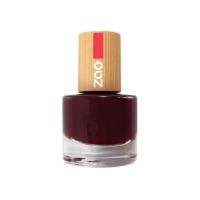 Zao Nail Polish - Black Cherry