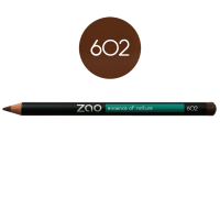 Zao Eye Liner Pencil - Dark Brown