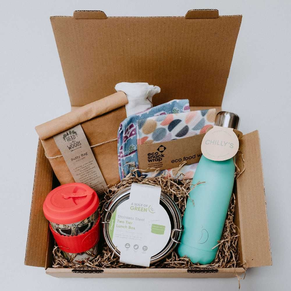 Eco Friendly Gift Set Groceries