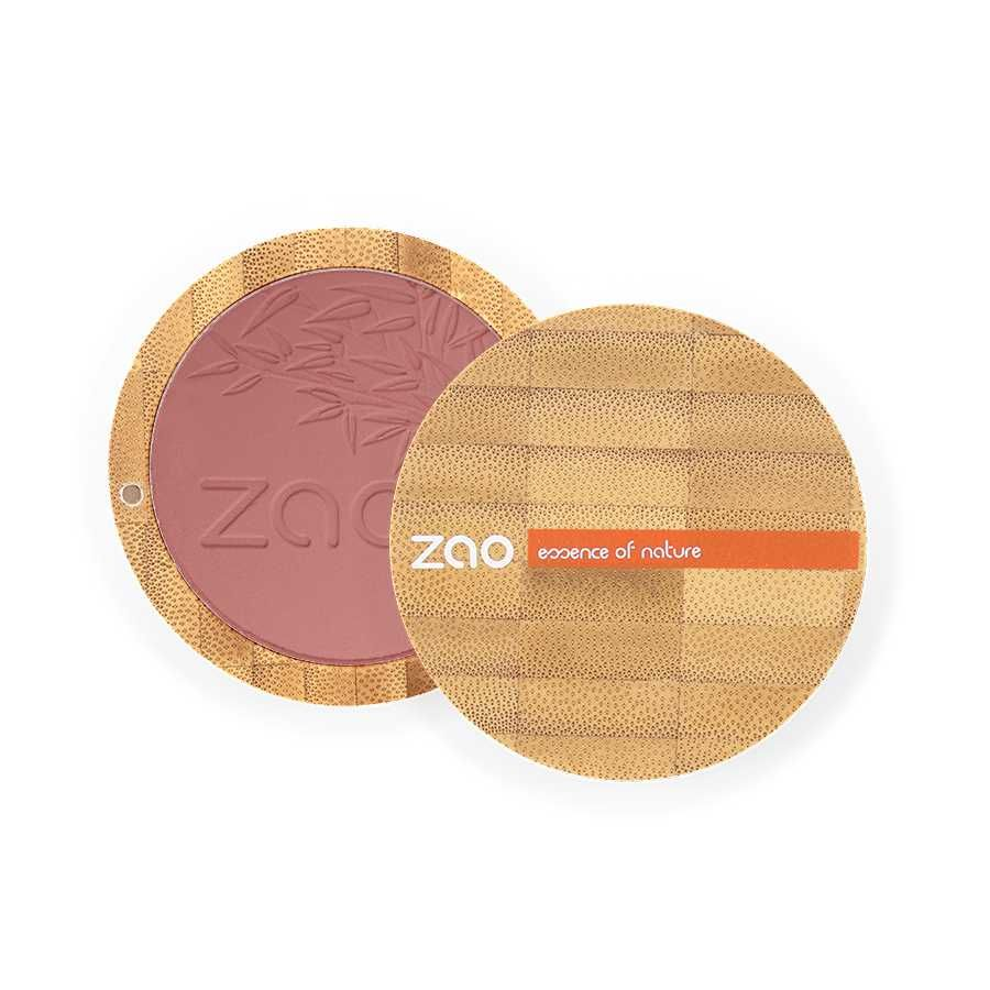 Zao Blush - Brown Pink