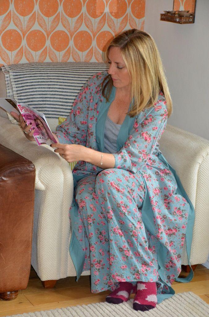 Fairtrade Kimono Gowns | The Wise House
