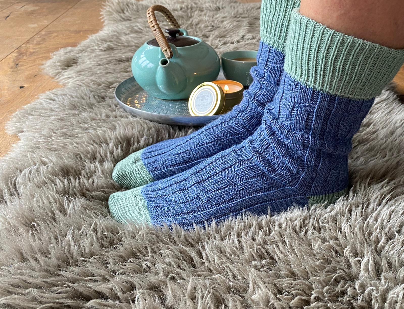 British Eco Gifts Wool Socks