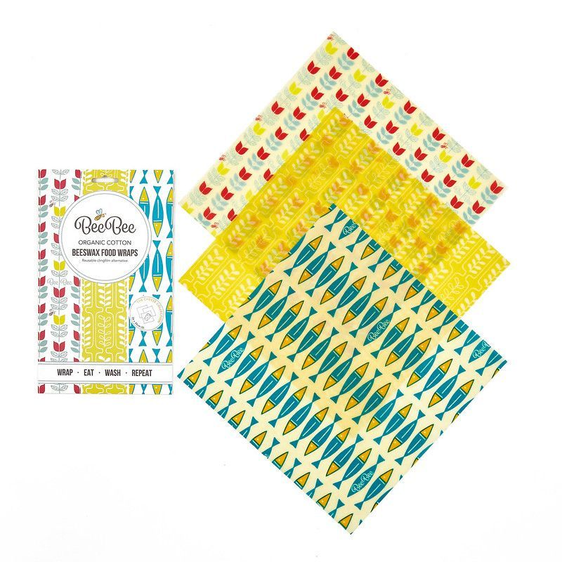Beeswax Wraps The Cheese Pack