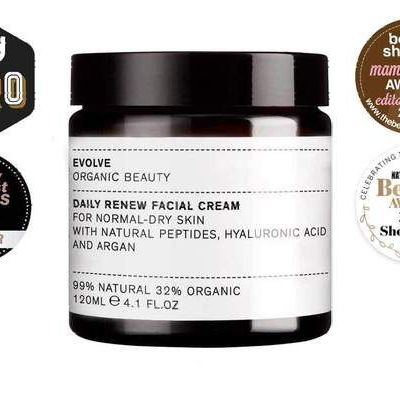 Daily Natural Face Cream Large 120ml
