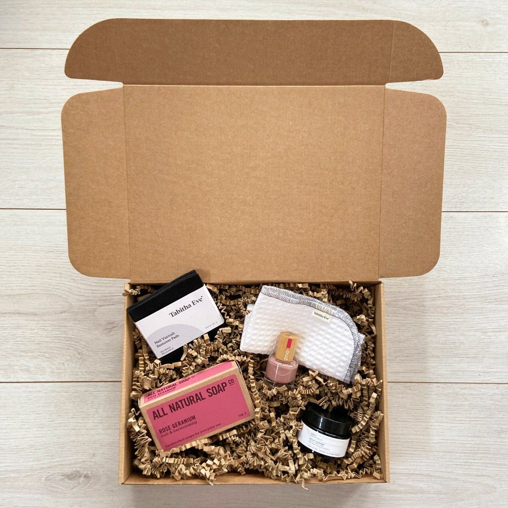 Eco Geek Pamper Gift Box