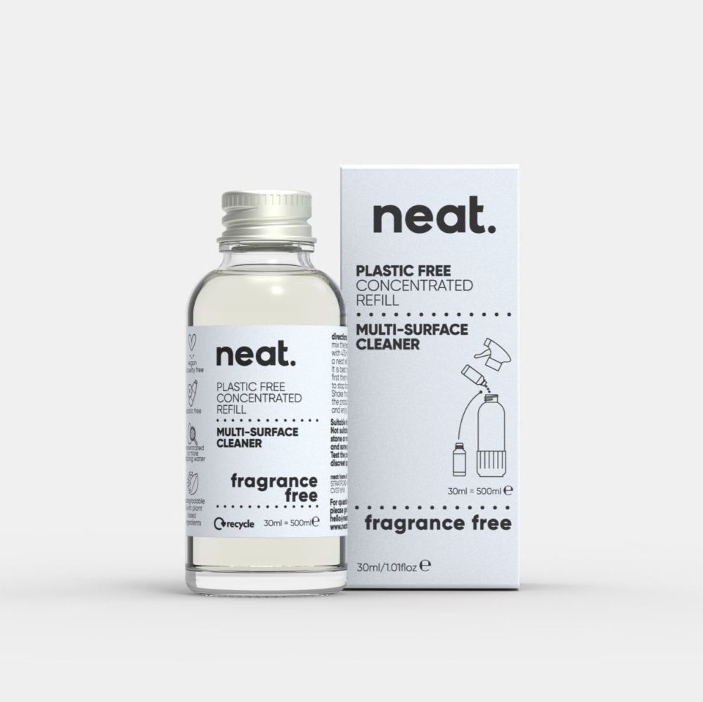 Neat Concentrated Multi-Purpose Cleaner - Fragrance Free