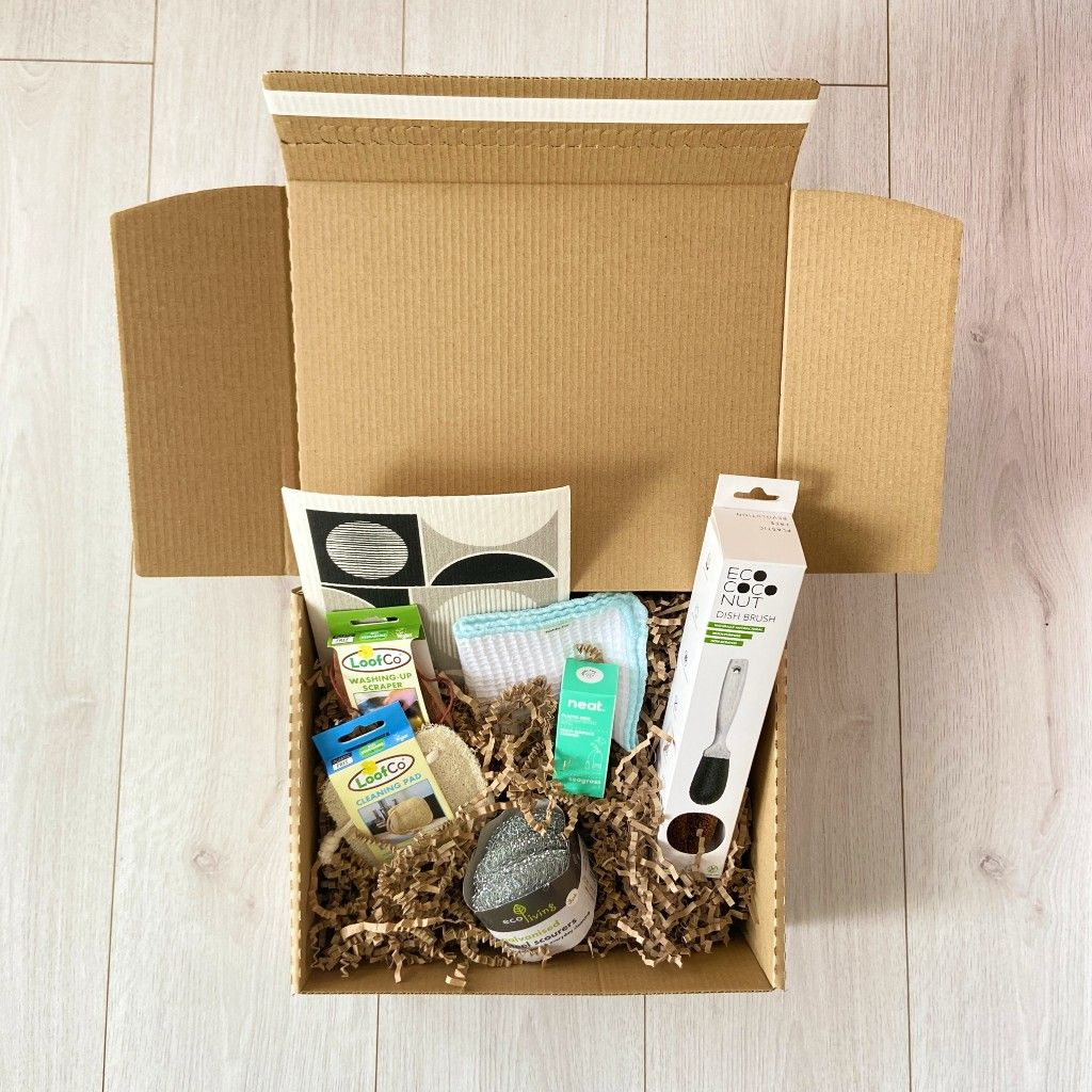Eco Geek Cleaning Starter Set - PERSONALISE