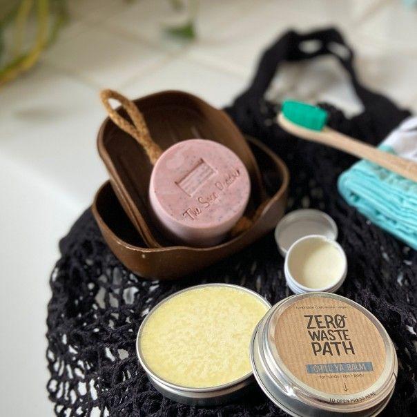 Travel Soap Case Eco