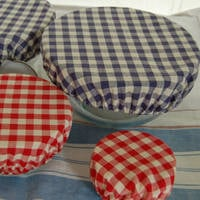 Bowl Overs Gingham by Hunter Gatherer