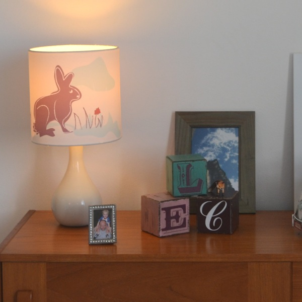 Great Fauna Bedside Lampshade