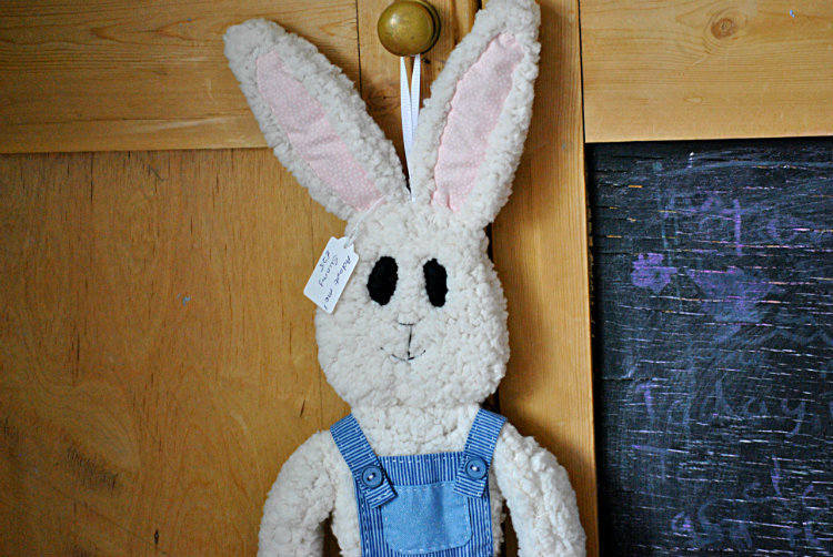 Harvey Rabbit The Wise House