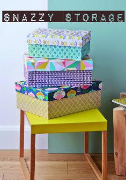 Childrens Storage Boxes