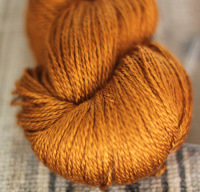 Scrumptious 4ply Burnt Orange