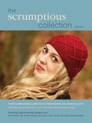 Scrumptious Pattern Book Volume 1
