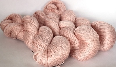 Scrumptious 4ply Baby Pink
