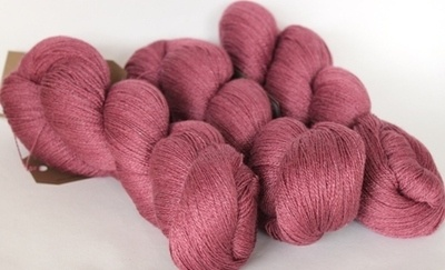 Scrumptious Lace Rose Pink