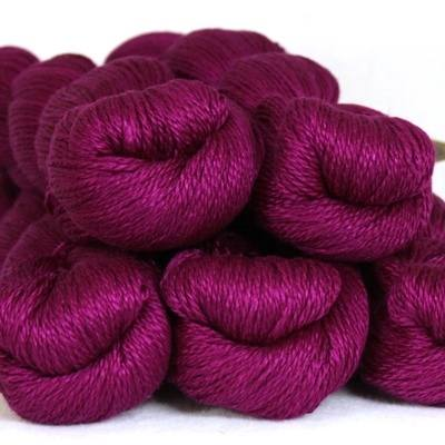 Scrumptious 4ply Magenta