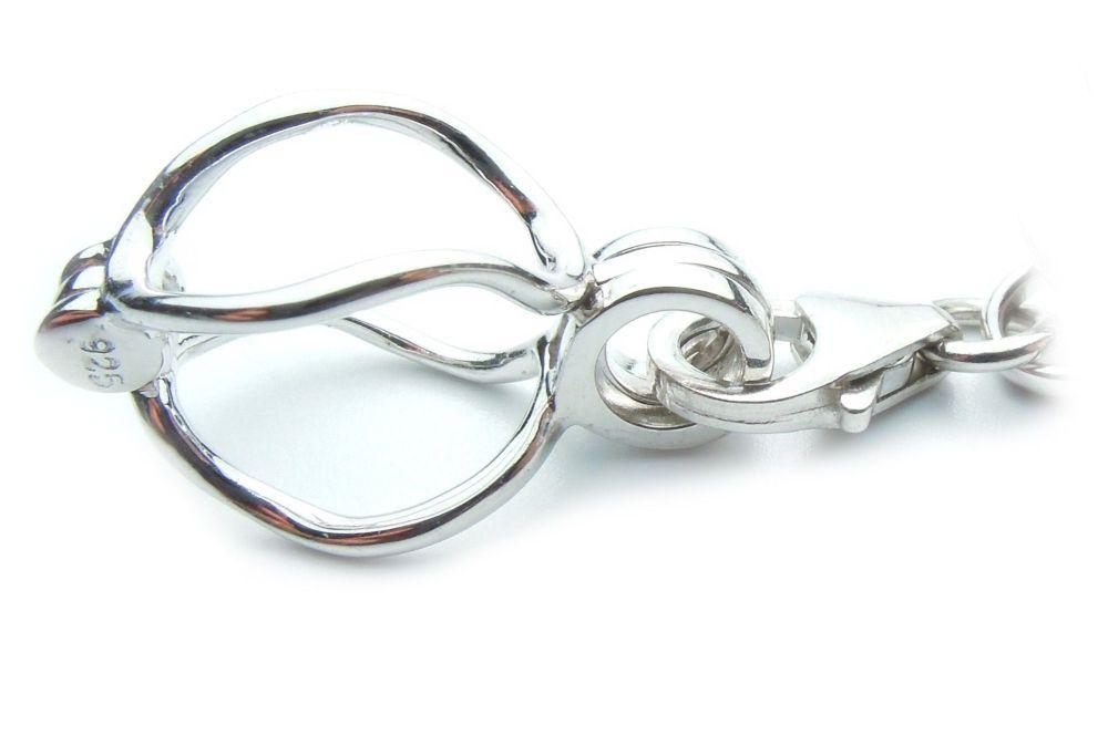 hanger - pendentif - pendant + slot - fermoire - clasp