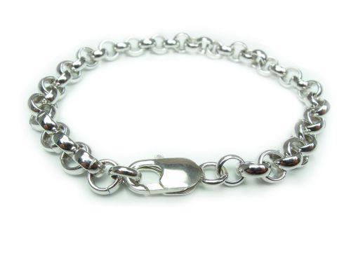 armband rond - bracelet round (diameter: 5 mm.)