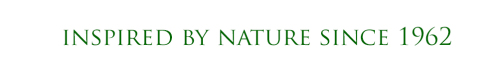 inspired by nature since 1962_zwart_trajanproregular_groen_006600