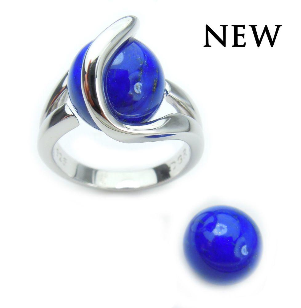 Lapis Lazuli -  (10mm.)