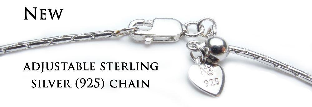 ketting - chaîne - chain (silver 925)