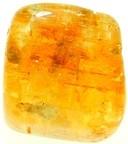 Helende stenen - Topaas (goud)