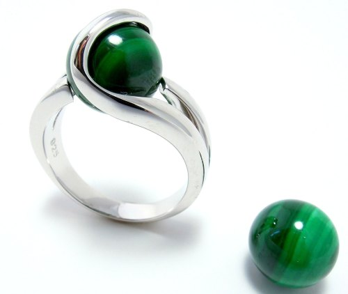 Malachiet - Malachite (10mm.)