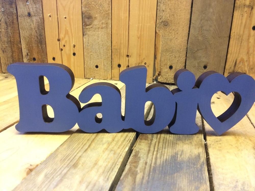 plac babi plaque