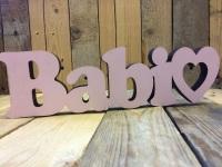 babi newydd - new baby